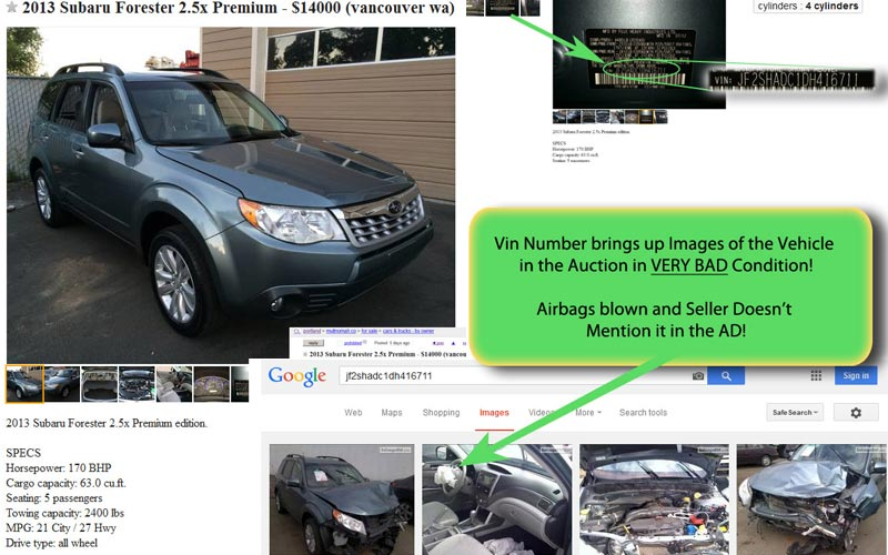 Whats the Deal with Salvage Titled Cars in Portland?